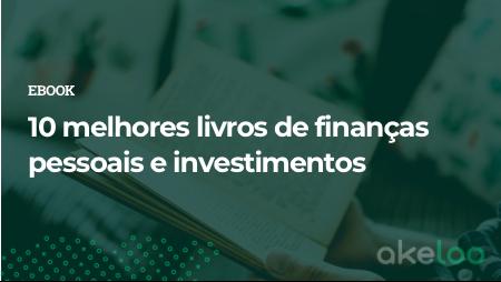 10 melhores livros sobre Finanças Pessoais