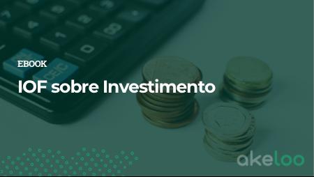 IOF sobre investimentos