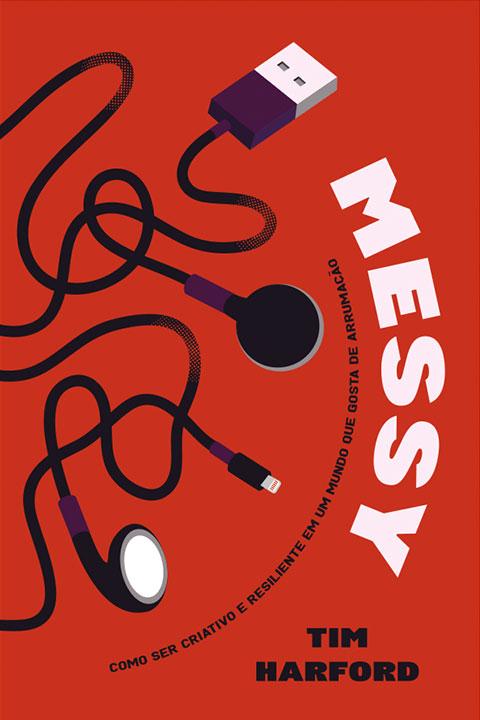 Capa do livro Messy
